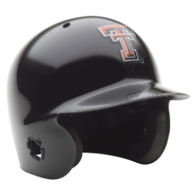 Texas Tech Red Raiders Schutt Mini Batters Helmet