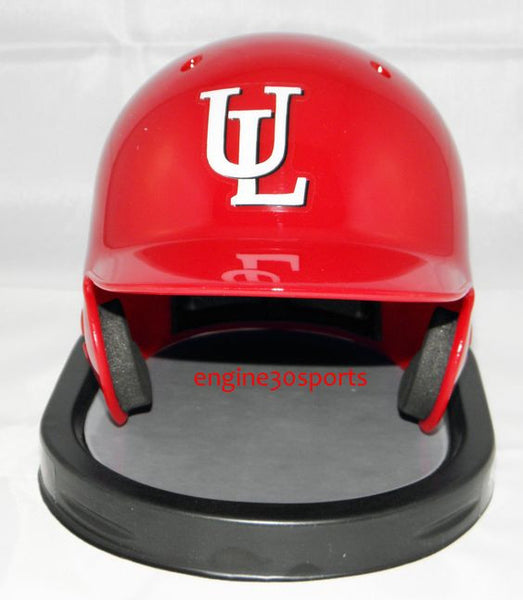 Louisiana Lafayette Ragin Cajuns Schutt Mini Batters Helmet