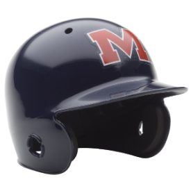 Mississippi (Ole Miss) Rebels Schutt Mini Batters Helmet