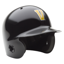 Vanderbilt Commodores Schutt Mini Batters Helmet