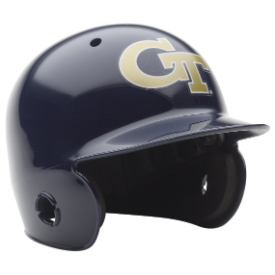 Georgia Tech YellowJackets Schutt Mini Batters Helmet