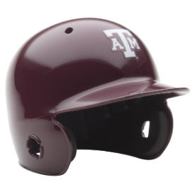 Texas A&M Aggies Schutt Mini Batters Helmet