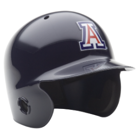 Arizona Wildcats Schutt Mini Batters Helmet
