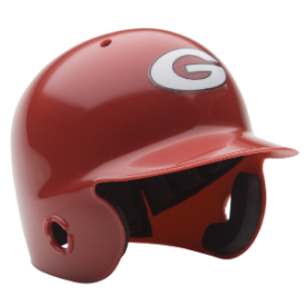 Georgia Bulldogs Schutt Mini Batters Helmet