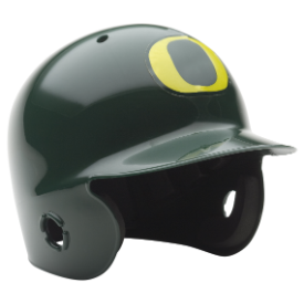 Oregon Ducks Schutt Mini Batters Helmet