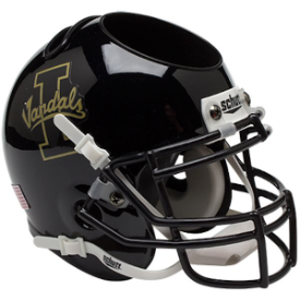 Idaho Vandals Schutt Mini Football Helmet Desk Caddy