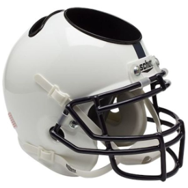 Penn State Nittany Lions Schutt Mini Football Helmet Desk Caddy
