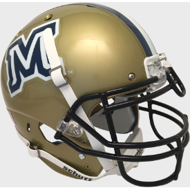 Montana State Bobcats Schutt XP Authentic Full Size Football Helmet