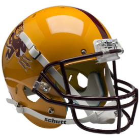 Arizona State Sun Devils Sparky Schutt XP Replica Full Size Football Helmet