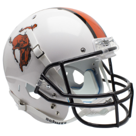 Oklahoma State Cowboys Bucking Cowboy Schutt XP Replica Full Size Football Helmet