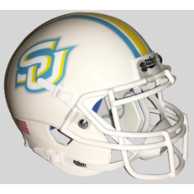 Southern Jaguars Schutt XP Replica Full Size Football Helmet