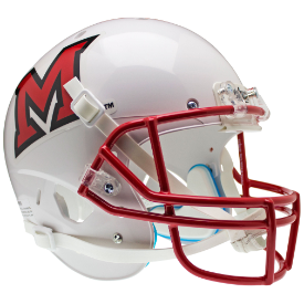 Miami of Ohio Redhawks Schutt XP Replica Full Size Football Helmet