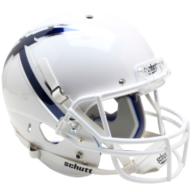 UTEP Miners White w/Pickaxe Schutt XP Replica Full Size Football Helmet
