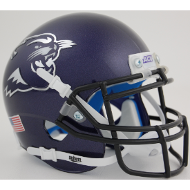 Abilene Christian Wildcats Schutt XP Authentic Mini Football Helmet