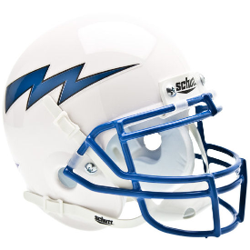 Air Force Falcons Schutt XP Authentic Mini Football Helmet