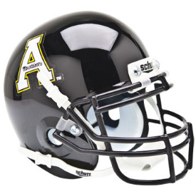 Appalachian State Mountaineers Schutt XP Authentic Mini Football Helmet