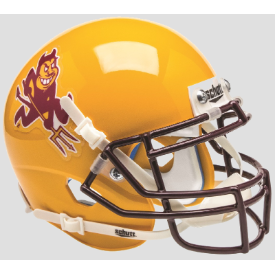 Arizona State Sun Devils Sparky Schutt XP Authentic Mini Football Helmet
