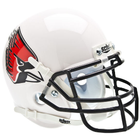 Ball State Cardinals Schutt XP Authentic Mini Football Helmet