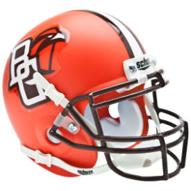 Bowling Green Falcons Schutt XP Authentic Mini Football Helmet