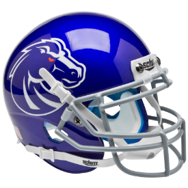 Boise State Broncos Schutt XP Authentic Mini Football Helmet