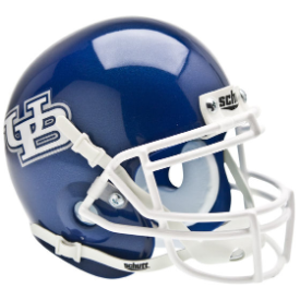 Buffalo Bulls Schutt XP Authentic Mini Football Helmet
