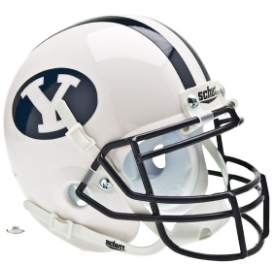 Brigham Young Cougars Schutt XP Authentic Mini Football Helmet