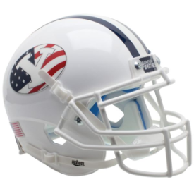 Brigham Young Cougars Never Forget Schutt XP Authentic Mini Football Helmet