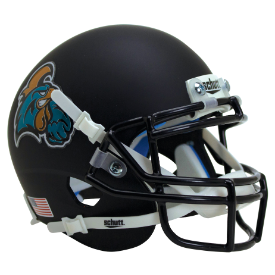 Coastal Carolina Chanticleers Schutt XP Authentic Mini Football Helmet
