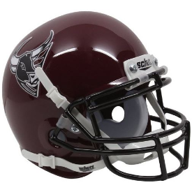 Colorado Mesa University Mavericks Schutt XP Authentic Mini Football Helmet
