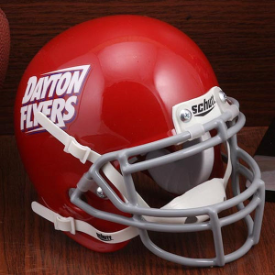 Dayton Flyers Schutt XP Authentic Mini Football Helmet