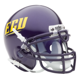 East Carolina Pirates ECU Schutt XP Authentic Mini Football Helmet