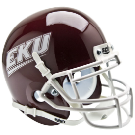 Eastern Kentucky Colonels Schutt XP Authentic Mini Football Helmet