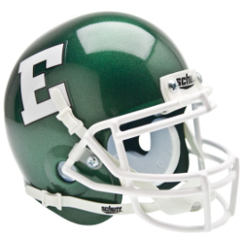 Eastern Michigan Eagles Schutt XP Authentic Mini Football Helmet