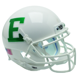 Eastern Michigan Eagles White Schutt XP Authentic Mini Football Helmet
