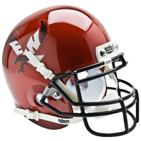 Eastern Washington Eagles Schutt XP Authentic Mini Football Helmet