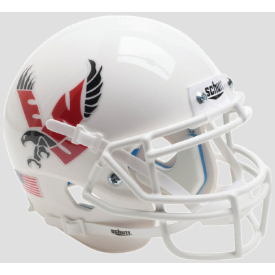 Eastern Washington Eagles White Schutt XP Authentic Mini Football Helmet