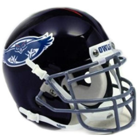Florida Atlantic Owls Schutt XP Authentic Mini Football Helmet