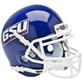 Georgia State Panthers Schutt XP Authentic Mini Football Helmet