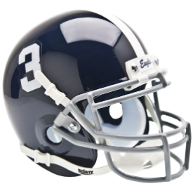 Georgia Southern Eagles Schutt XP Authentic Mini Football Helmet