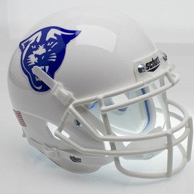 Georgia State Panthers White Schutt XP Authentic Mini Football Helmet