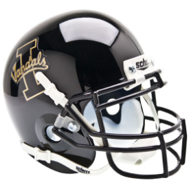 Idaho Vandals Schutt XP Authentic Mini Football Helmet