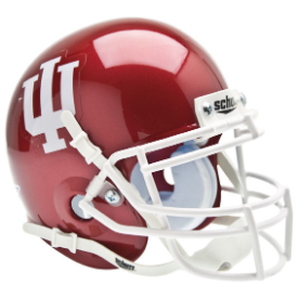 Indiana Hoosiers Schutt XP Authentic Mini Football Helmet