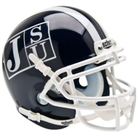 Jackson State Tigers Schutt XP Authentic Mini Football Helmet