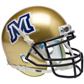 Montana State Bobcats Schutt XP Authentic Mini Football Helmet