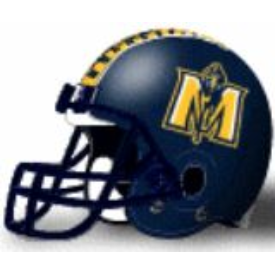 Murray State Racers Schutt XP Authentic Mini Football Helmet