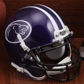 North Alabama Lions Schutt XP Authentic Mini Football Helmet