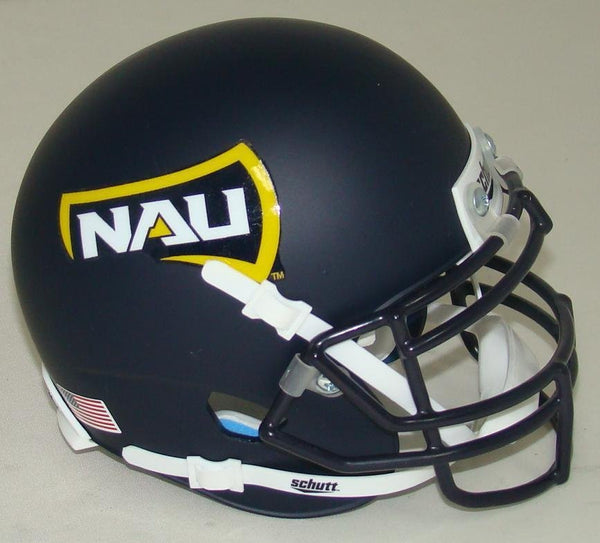 Northern Arizona Lumberjacks Schutt Mini Football Helmet Desk Caddy