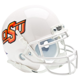 Oklahoma State Cowboys Schutt XP Authentic Mini Football Helmet