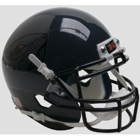 Oregon State Beavers Black Schutt XP Authentic Mini Football Helmet