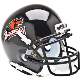 Oregon State Beavers Schutt XP Authentic Mini Football Helmet